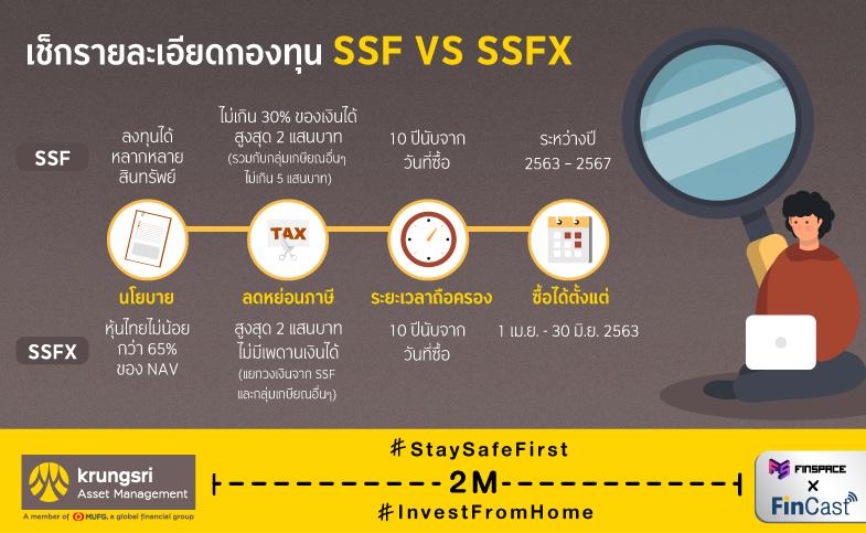 รายละเอียด SSF และ SSFX