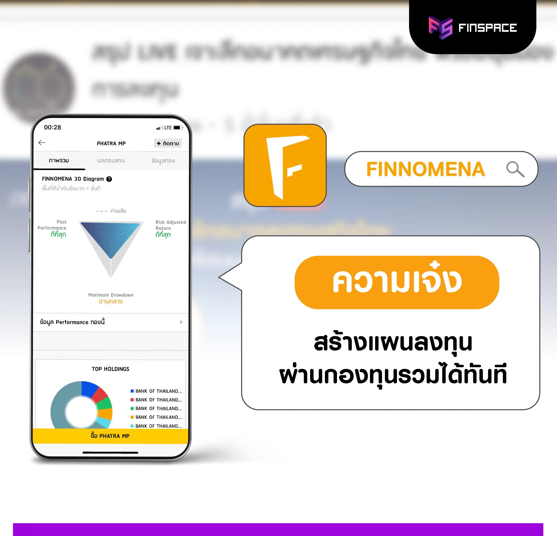 finnomena application