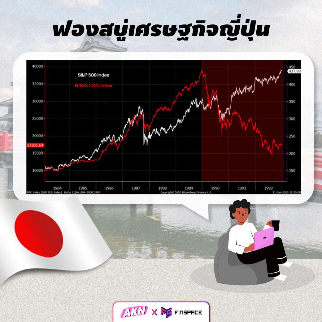 ฟองสบู่เศรษฐกิจญี่ปุ่น