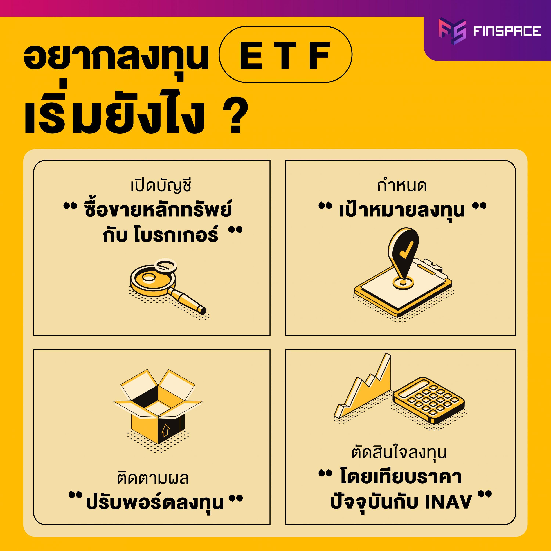 ลงทุน ETF