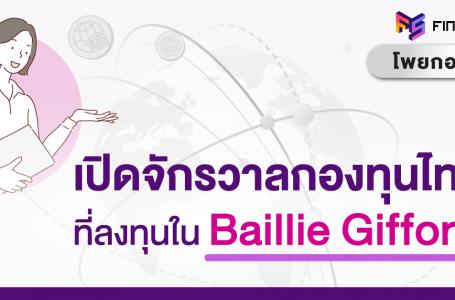 สำรวจ 8 กองทุนรวมไทยที่ลงทุนใน Baillie Gifford