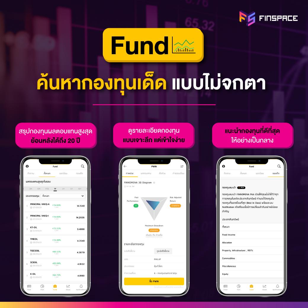 Fund ค้นหากองทุนเด็ด กองทุนฮิต